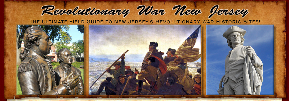 Salem County Revolutionary War Sites - Salem County New Jersey