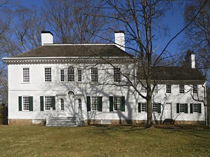Morristown New Jersey Revolutionary War Sites