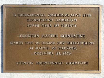 Trenton New Jersey Revolutionary War Sites | Trenton